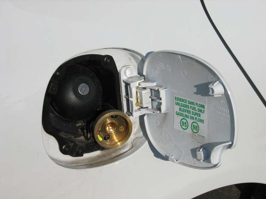 Le GPL utilisé comme carburant pour véhicules est constitué d'un mélange de butane et de propane. © Speculos, Wikipédia, CC by-sa 3,0