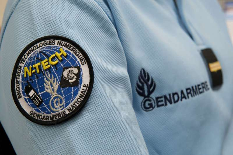 C'est la première fois au monde que des gendarmes ont pu neutraliser une vaste cyberattaque ayant infecté 850.000 ordinateurs. © Gendarmerie nationale