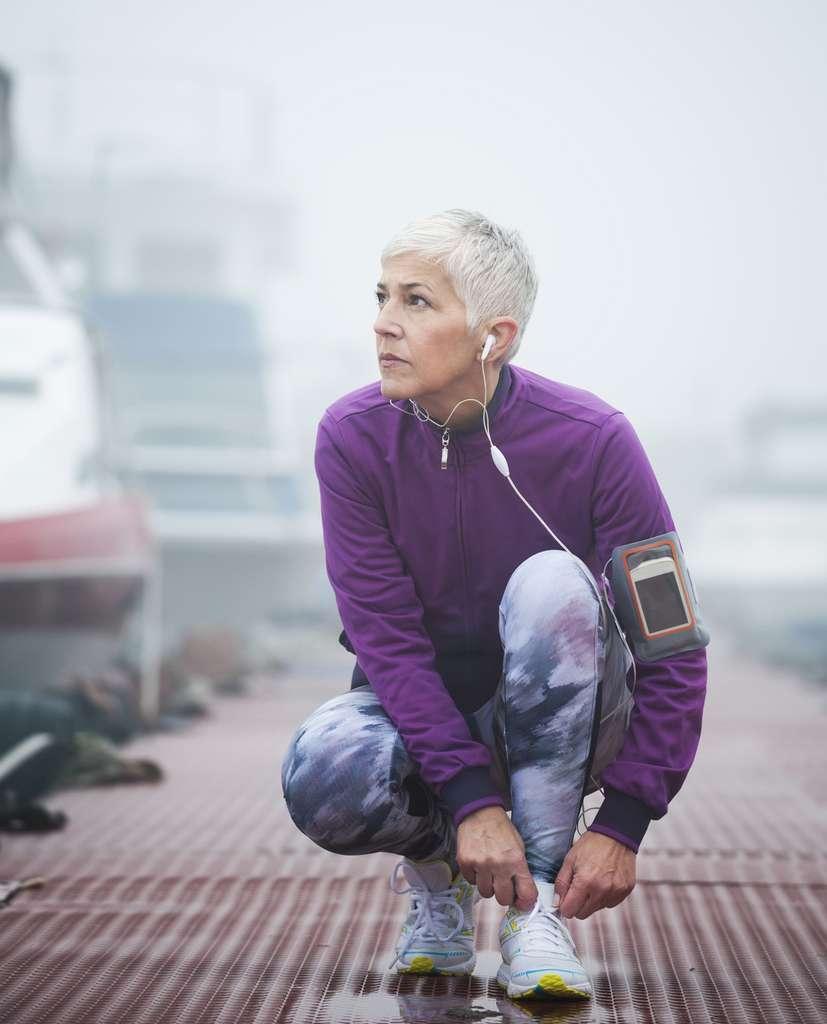 Pour éviter une mort prématurée, des chercheurs norvégiens conseillent d'avoir une activité physique tout au long de la vie. © Vesna Andjic, Istock.com