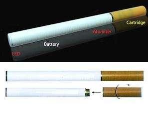 La cigarette électronique est-elle une aide ou un piège pour les personnes désireuses d'arrêter leur consommation de tabac ? © DR