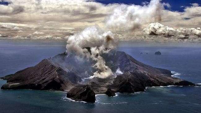 Une image d'archive du volcan le plus actif de Nouvelle-Zélande. © AFP, Torsten Blackwwod