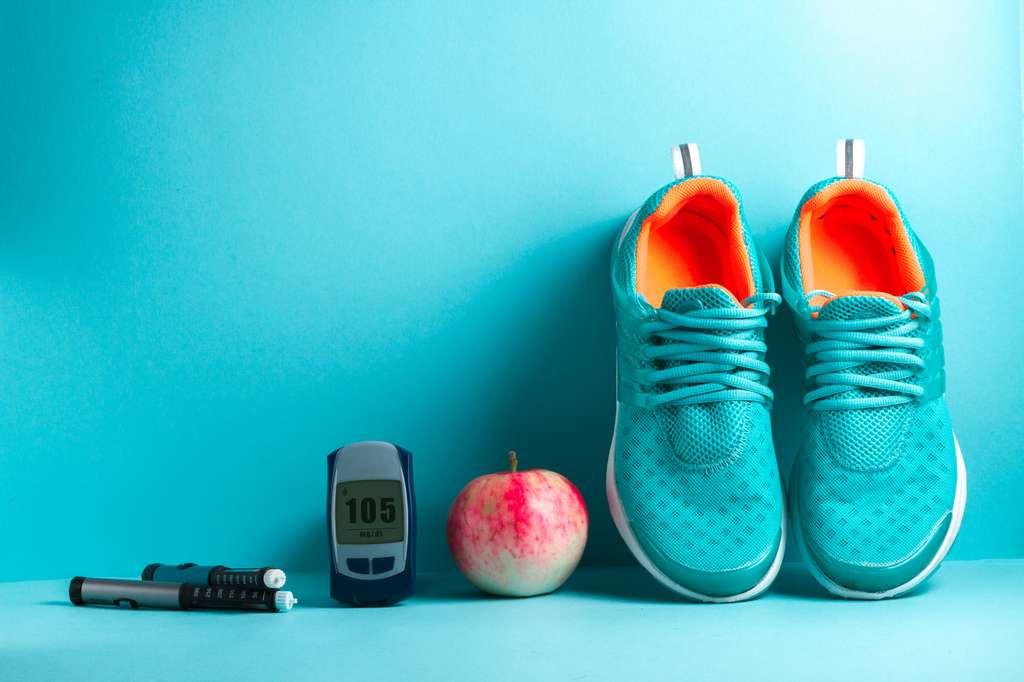 Grâce au mode de vie, un diabète récent peut être facilement stabilisé voire inversé sans médication. © Goffekein, Fotolia