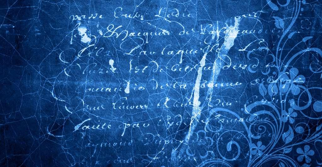 L'écriture, remplacera progressivement la gravure. © Ractapopulous, Pixabay, DP