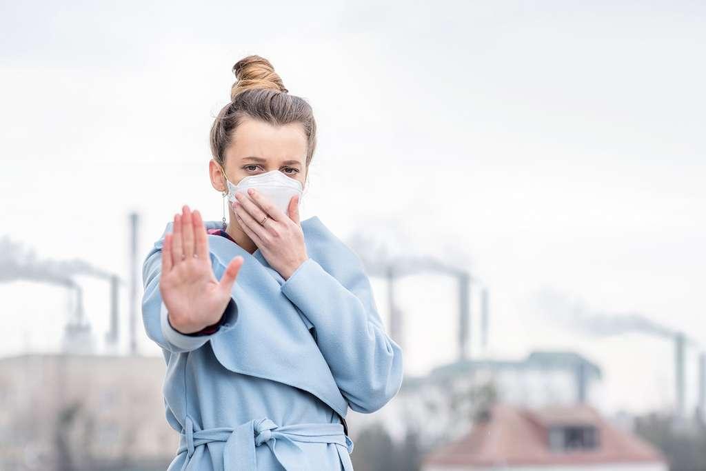La revue The Lancet appelle à« s'attaquer d'urgence à la situation »et à battre en brèche« le mythe selon lequel la pollution serait une conséquence inévitable du développement économique ».© Ross Helen, Istock