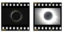 Totalité de l'éclipse de soleil du 29 mars 2006