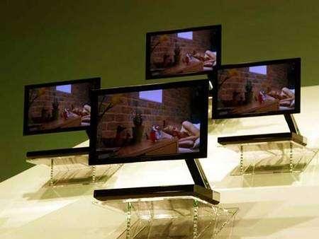 Des téléviseurs Oled signés par Sony, techniquement au point mais hors de prix. © Sony