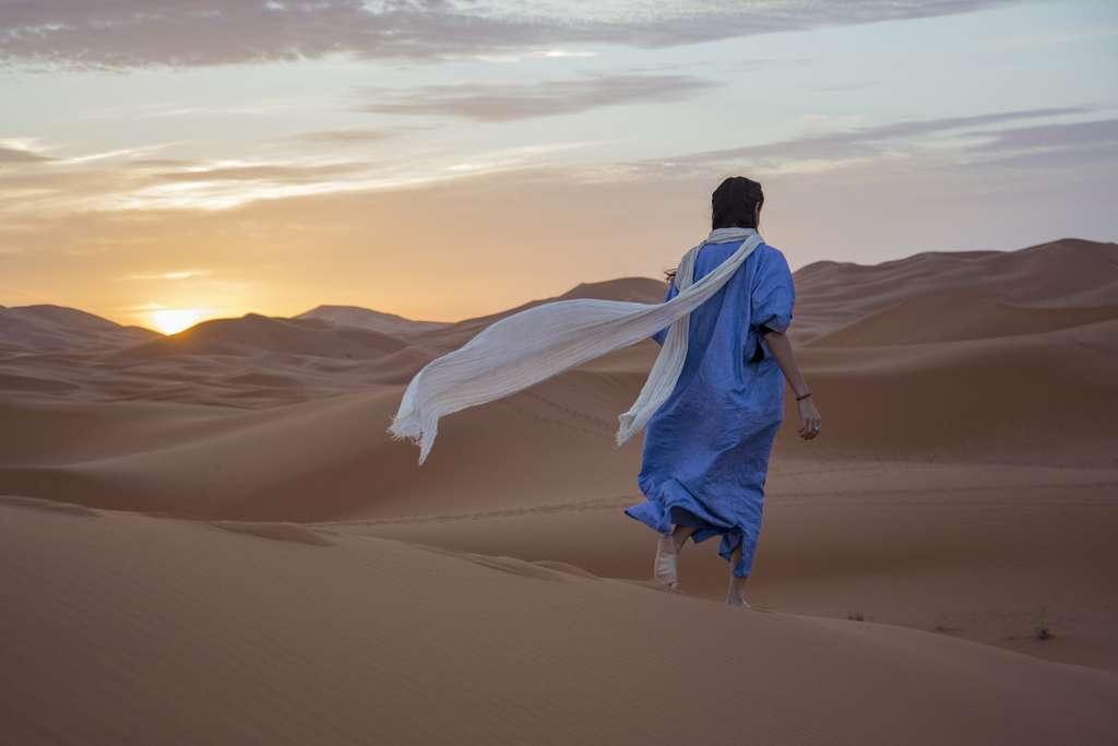 Au milieu de la tourmente, que penser de ce prêcheur aveugle issu du désert qui sermonne le peuple aux portes du Temple ? Muad'Dib serait encore en vie ? © matteo, Fotolia