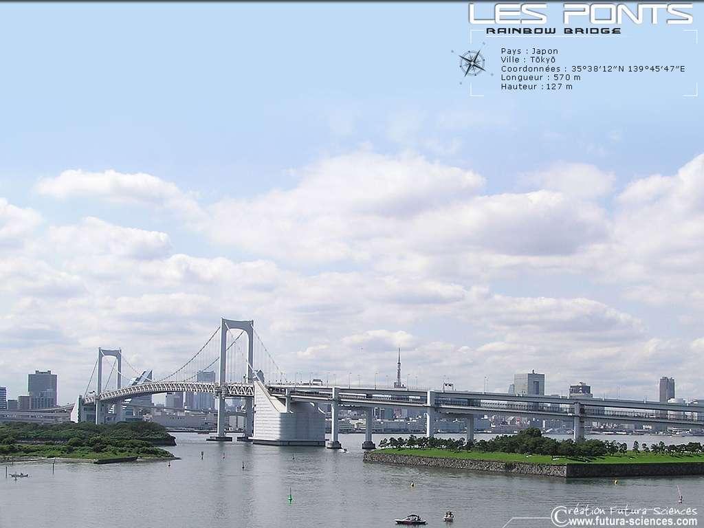 Rainbow bridge - Japon