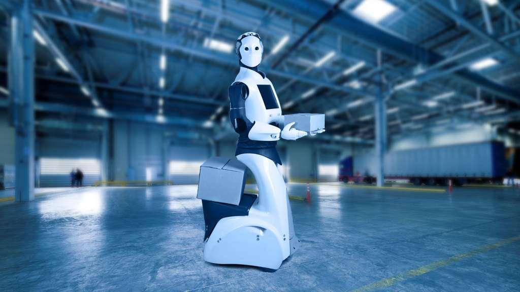 Rheem, un robocop à Dubaï