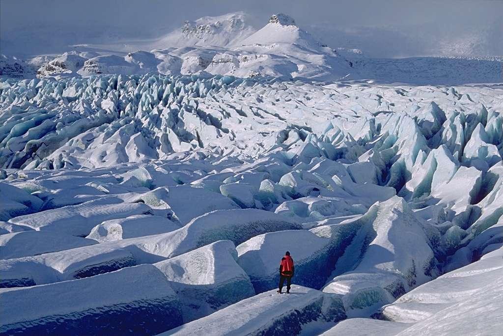 Gare aux colères du glacier Vatnajökull !