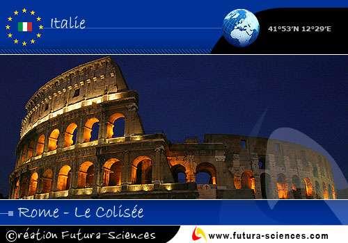 Capitale : Italie - Rome