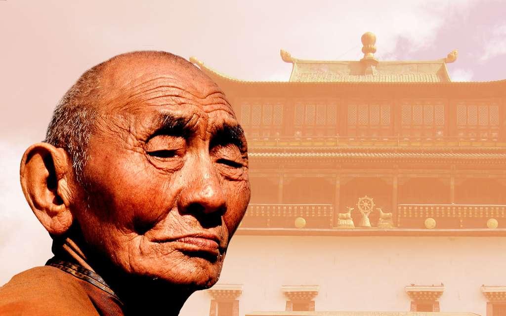 Lama, un titre de spiritualité au Tibet