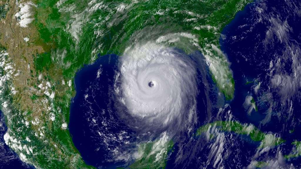 Le Cyclone Katrina