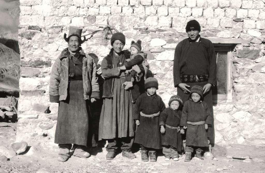 Dans la tradition du Zanskar : le mélange des générations