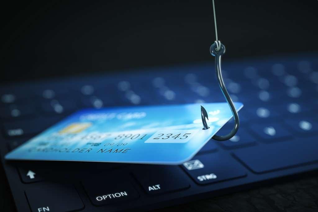 Le phishing (ou hameçonnage) est une forme d'escroquerie sur Internet. Des solutions existent pour s'en prémunir. © magann, Adobe Stock