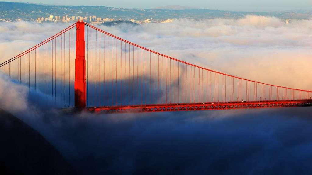 Le célébrissime Golden Gate Bridge. © BD Soufi - cc by nc 3.0