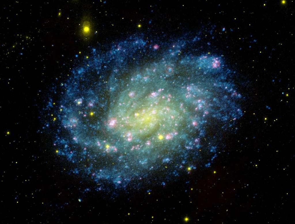 Galaxie spirale NGC 300