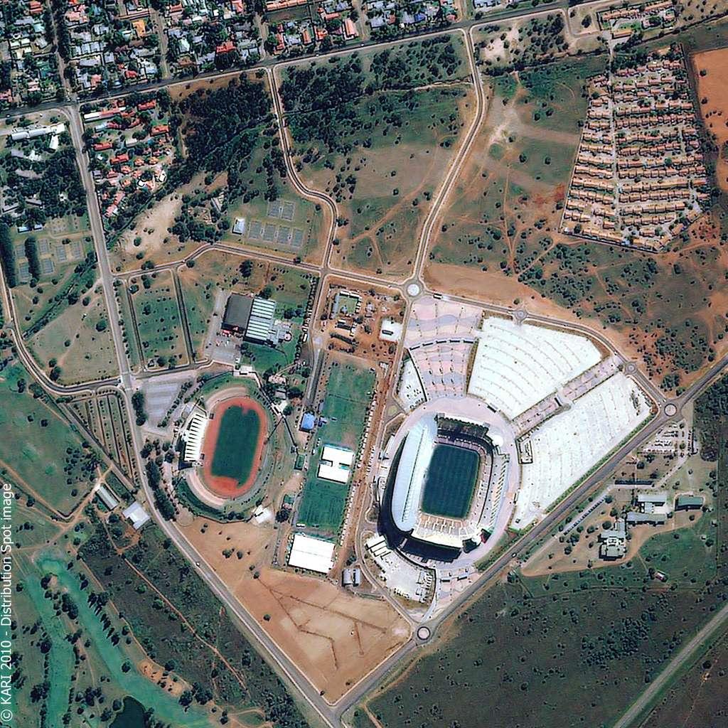 Le Peter Mokata Stadium