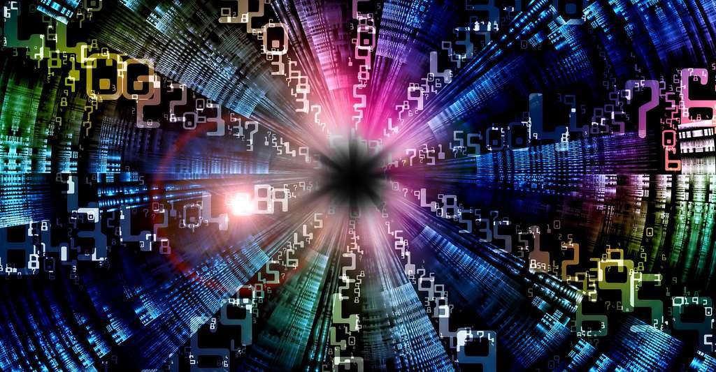 L'infini est-il paradoxal en mathématiques ? © Agsandrew, Fotolia