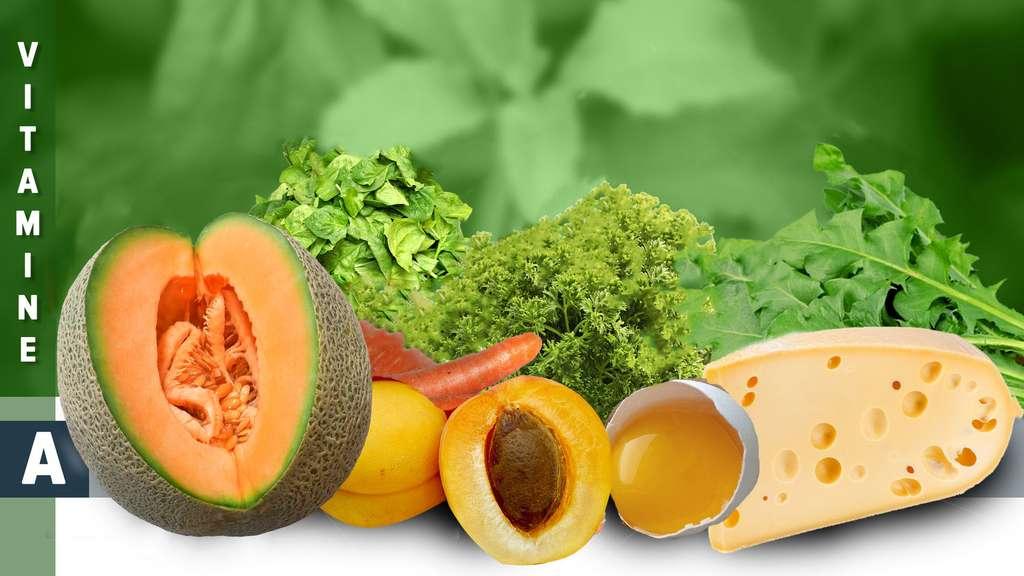 La vitamine A, indispensable à la vision