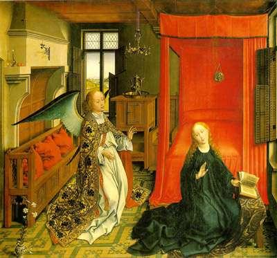 Œuvre de Van Der Weyden. © DR