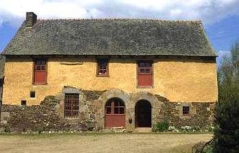 Maison bretonne © asterre.org