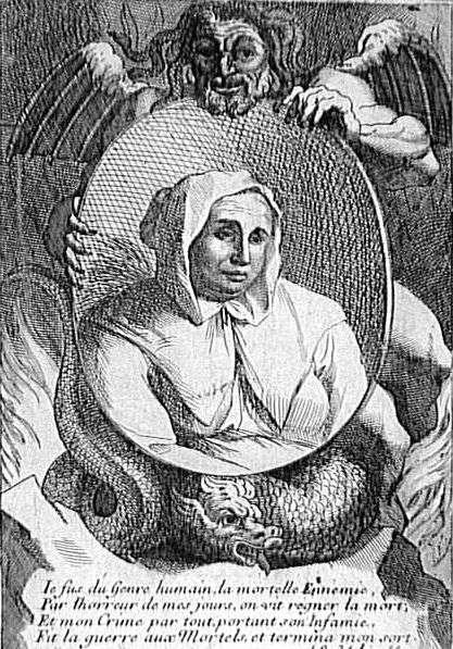 La veuve Montvoisin, dite « la Voisin ». © Wikimedia Commons, DP