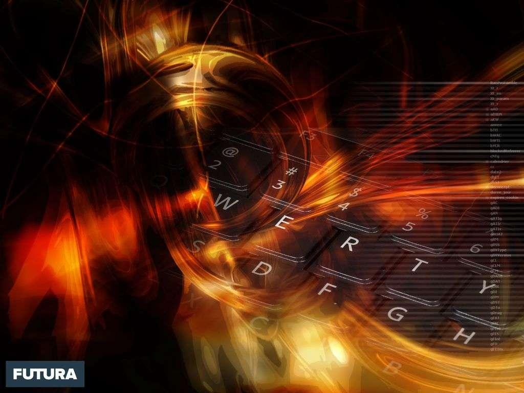 Le clavier du futur