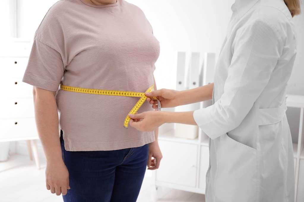 Ménopause et obésité, des facteurs de risque du cancer de l'endomètre. © New Africa, Adobe Stock