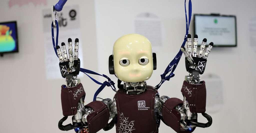 Robot iCub. © MikeDotta - Shutterstock