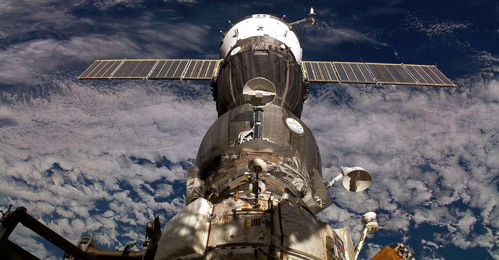 Soyuz TMA-6 spacecraft. © NASA - Domaine public