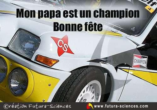 Papa champion