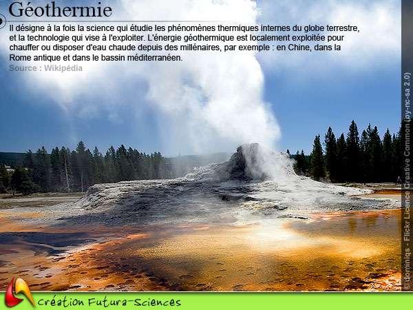 Qu'est-ce que la géothermie ?