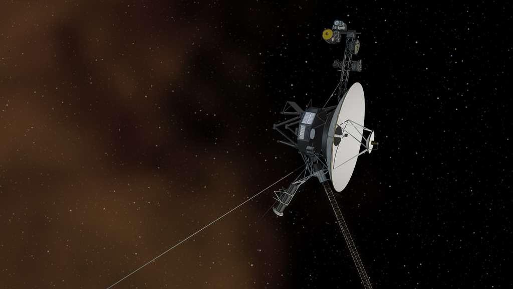 Neptune sous l'œil de Voyager 2
