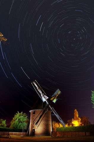 Le moulin aux étoiles. © Gérard Bauza