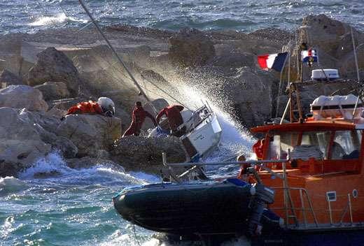 En savoir plus sur le sauvetage en mer. © SNSM