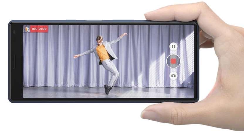 L'avantage d'un mobile signé Sony est qu'il peut bénéficier des optiques et modules photo de la marque. Celui du Xperia 10 n'est pas exceptionnel, mais s'en tire bien. © Sony