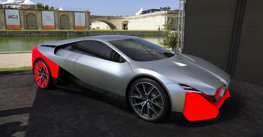 Le concept M Next de BMW. © Y.Leclercq, Wikipedia, CC by-SA 4.0