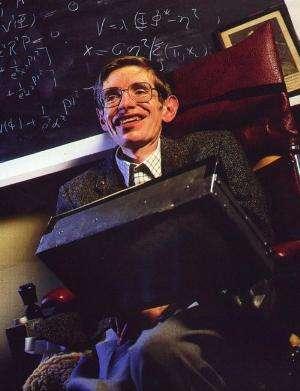 Stephen Hawking (Crédit : GrayWizard.net)