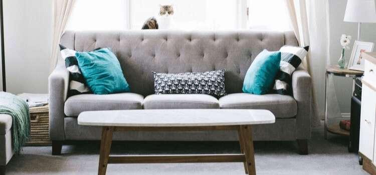 Pensez à entrer votre code promo avant de finaliser votre commande de meubles. © Made.com