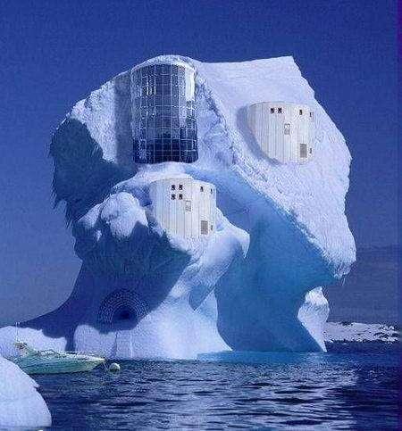 Architecture insolite