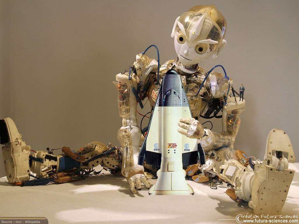 Robot joueur