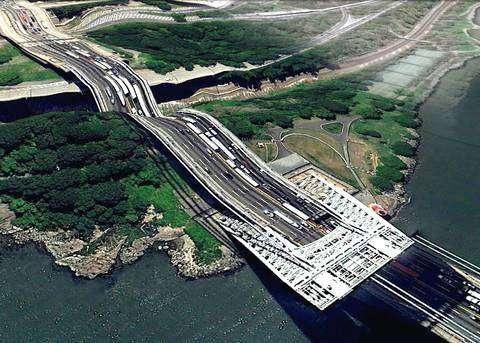 Cette image n'est pas un montage, c'est juste une image Google Earth 3D ! © Clément Valla