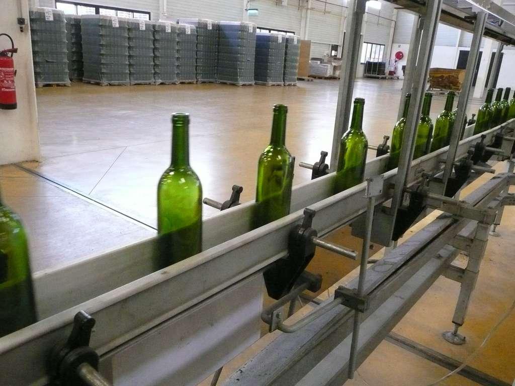 Les bouteilles s'enchainent et se ressemblent