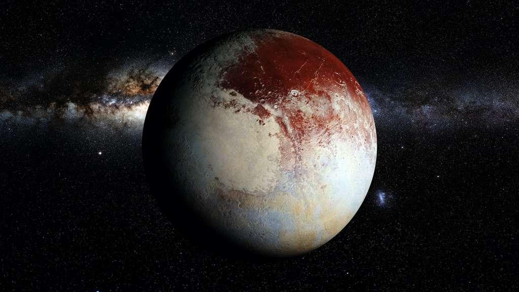 Pluton n'est pas une planète, mais une planète naine. © dottedyeti, Adobe Stock