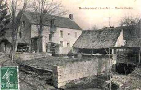 Moulin de Boulancourt