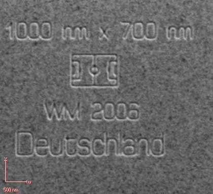 Le terrain dessiné par une équipe de l'université de Hambourg (1000x700 nanomètres) (Crédits : D. Stickler / Uni Hamburg)