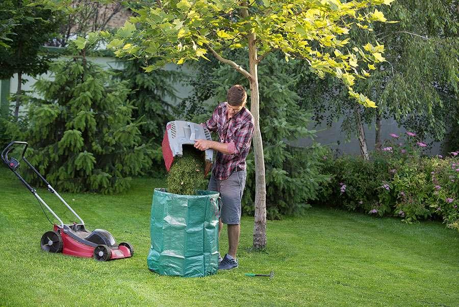 Utilisez les résidus de gazon comme engrais. © Budimir Jevtic, Fotolia