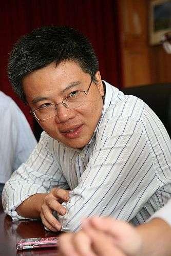 Ngô Bảo Châu, récompensé pour ses travaux sur les conjectures de Langlands. Crédit : Université Paris-Sud