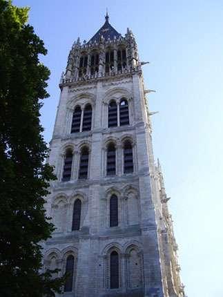 Tour St Romain - Rouen